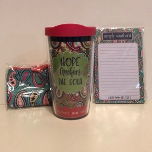 Tervis Simply Perfect Gift Set Hope Anchors Soul